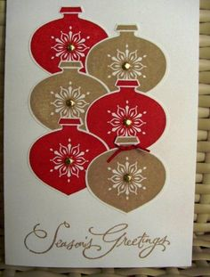 Delightful Decorations Class by stamp my day - Cards and Paper Crafts at Splitcoaststampers