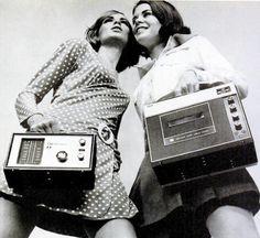 Old school iPods