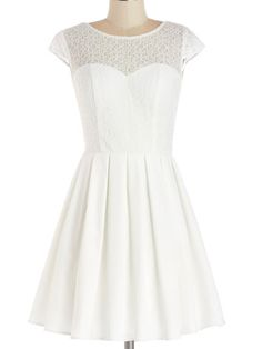 575b40f04cc 10 White Graduation Dresses Under  100 That Will Make You Totally Stand Out