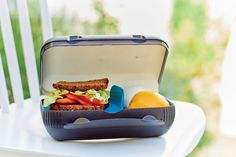 The Filler Lunch Box is the perfect lunchtime solution for school, work, and travel! Separate hot and cold items with the insert to keep your lunch and snacks in tact.