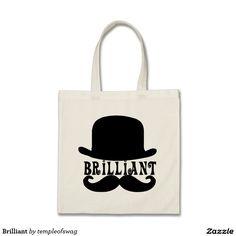 Brilliant Budget Tote Bag
