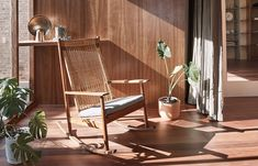 IN BED Pip Vassett cc Terence Chin rocking chair