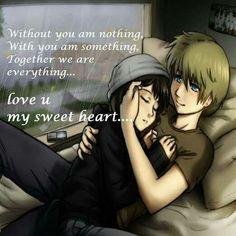 Love you to my sweet heart Rvk