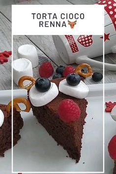 Una simpatica torta al cioccolato dall'aspetto Natalizio🎄 Vieni a scoprire la video ricetta 🤗 Video, Pudding, Cooking, Desserts, Food, Kitchen, Tailgate Desserts, Deserts, Custard Pudding