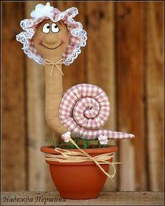 Улиточка - Доброта - улитка,Тильда улитка,тильда,интерьерная кукла,украшение для интерьера