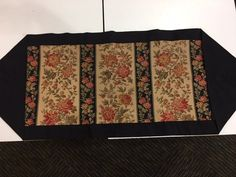 Beginner Sewing offered in two sessions - 10 Minute Table Runner