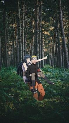 Naruhina, Boruto, Naruto Cute, Naruto Shippuden Sasuke, Sakura Uchiha, Anime Cupples, Real Anime, Anime Art, Cute Anime Wallpaper