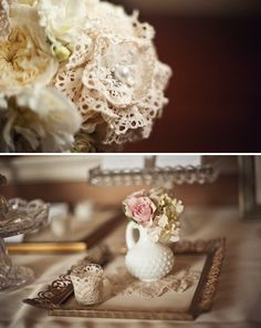 Using Doilies as Decor for a Vintage Look and Feel » Alexan Events | Denver Wedding Planners, Colorado Wedding and Event Planning
