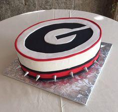 #groomscake #cakesatlanta #cakesmarietta #weddingcake #customcakes #atlantacustomcakes #mariettacustomcakes #confectionperfection #ugacake #georgiabulldogscake #georgiacake #godawgs