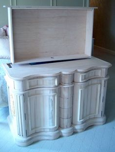 this hidden tv lift cabinet is amazing and you can build it yourself hide tv tv cupboard and laurel house