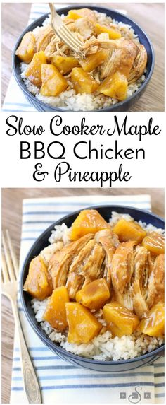 Slow Cooker Maple BB