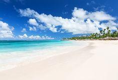 Bávaro Beach, Punta Cana #shimonfly