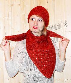 Бактус и теплая шапка на зиму http://www.vyazanieprosto.ru/vyazanie-dlya-zhenshchin/baktus-i-teplaya-shapka-na-zimu/