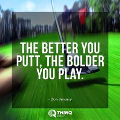 Game Your Brain and improve your mental golf game!  www.THINQGolf.com