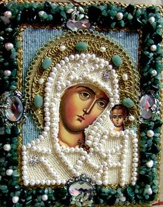 art-diveevo — «икона Божией Матери Казанская» на Яндекс.Фотках