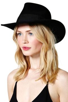 perfect black hat