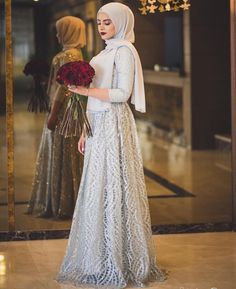 35+ Hijab Wedding Guest Outfit Ideas - If You Need Some Inspiration On Wedding Guest Attire, Then Keep Reading. Wedding Guest Looks - Wedding Guest Dresses- Wedding Guest Outfits With Hijab - Wedding Guest Dress - Wedding Guest Hijab Dresses - Hijab Party Dress - #weddingwear #weddingguestoutfit #weddingguestdress #hijabpartydress Hijab Style Dress, I Dress, Hijab Outfit, Party Dress, Wedding Hijab, Wedding Wear, Affordable Evening Dresses, Maxi Skirt Outfits, Wedding Guest Looks