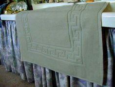 $19.99 MARRIKAS Egyptian Cotton Bath Mat Or Shower Mat SAGE  From Marrikas   Get it here: http://astore.amazon.com/ffiilliipp-20/detail/B003L47SV6/189-6276022-9341426