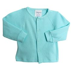 Spencers Unisex Baby Turquoise Blue Layette Loungewear Top Shirt ** Want additional info? Click on the image. (This is an affiliate link) #BabyBoyTops