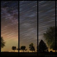 Sleeping with the Stars | Like the Ocean - star photography tutorial