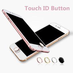 iPhone Button Sticker