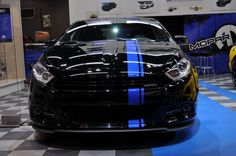Limited Edition Mopar Dodge Dart Debuts In Chicago Chicago Auto Show, Dodge Dart, Mopar, Vehicles, Division, Asia, Group, Google Search, Sweet