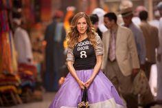 Carrie Bradshaw J'adore Dior