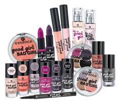 #Essence presenta Good Girl Bad Girl, la sua trend edition make up 2015 @essencecosmetic
