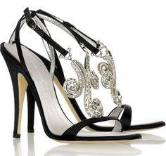zapatos incrustaciones-negro