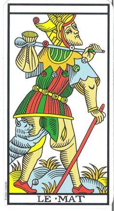 Alejandro Jodorowsky, refiriéndose al Tarot, dice:    «El Tarot es un juego de cartas, pero de ninguna manera sencillo: es un instrumen...