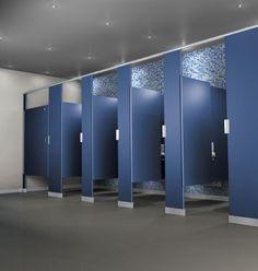 Bathroom Parion Hinges Toilette Design Interior Ideas Baños Stall Wood
