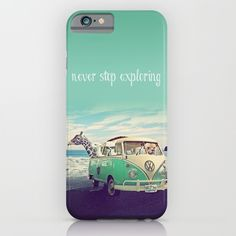 Buy NEVER STOP EXPLORING THE BEACH by Monika Strigel as a high quality iPhone & iPod Case. Worldwide shipping available at Society6.com. Just one of millions of products available.