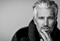 Grey Hair - Everything Men Need To Know About Going Grey