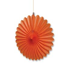 retro paper decorations that keep coming to mind. Paper Fan Decorations, Honeycomb Decorations, Paper Fans, Visual Display, Beach Party, Tissue Paper, Orange, Yellow, Blue