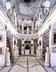 Biblioteca de la Duquesa Anna Amalia. Weimar (Alemania).