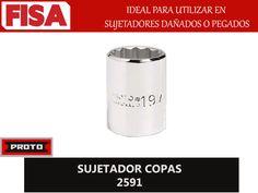 SUJETADOR COPAS 2591. Ideal para utilizar en sujetadores dañados- FERRETERIA INDUSTRIAL -FISA S.A.S Carrera 25 # 17 - 64 Teléfono: 201 05 55 www.fisa.com.co/ Twitter:@FISA_Colombia Facebook: Ferreteria Industrial FISA Colombia