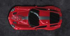 Alfa Romeo Zagato Corsa TZ3