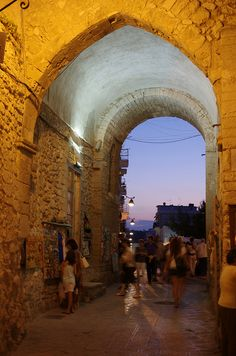 Vieste, Province of Foggia , Puglia Italy, home of my grandmother, great grandmother, etc.