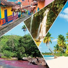 Estas vacaciones recorrimos la emoción por Colombia, cada destino fue una aventura. ¿Cuál visitaste tú?