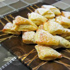 Twarogowe rożki | Świat Ciasta
