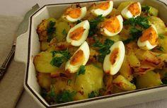 Bacalhau de cebolada no forno   Food From Portugal