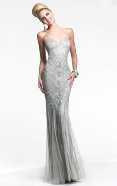 Most luxurious #EveningDress, shining everywhere