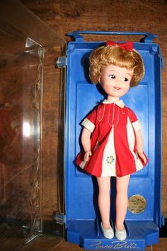 My sister and I got the first bendable doll - Penny Brite....from our Nana....we loved them!