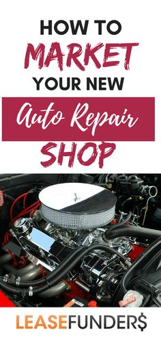 When developing a marketing plan for your new auto repair shop, you have to remember that the repair industry is different from everything else out there. Repair Shop, Garage Design, Marketing Plan, Business Sustainability, Social Media, Helpful Hints, Blogging, Workshop, Shops