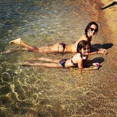 Pin for Later: Alessandra Ambrosio Takes Her Sexy Bikini Body to Greece