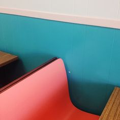 Diner colour inspiration - by Melody Hansen