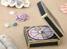 Pirate's Compass #craft