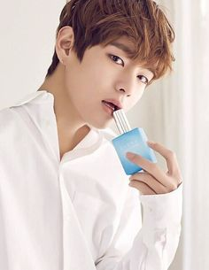 Taehyung || I've got a poster of this up on my wall and every time I see it I fan girl like crazy