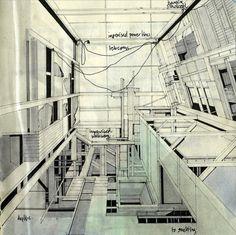 UN Freeport Enclaves, Alephograph Revit Architecture, Architecture Images, Architecture Visualization, Architecture Graphics, Architecture Drawings, Amazing Architecture, Landscape Architecture, Model Sketch, Building Sketch