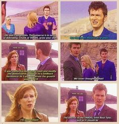 A cool deleted scene from Journey's End. This should have been in the actual episode!